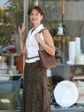 shoppingkvinna arkivfoton