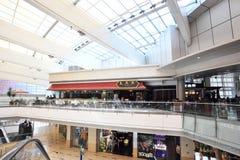 Shoppingmall interior Royalty Free Stock Photo