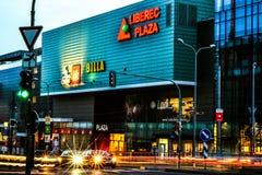 Shoppingmitt Fotografering för Bildbyråer