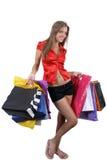 Shoppingpåsar Royaltyfria Foton
