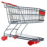 Shoppingspårvagn Royaltyfri Bild