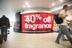 shoppingtecken Royaltyfri Foto