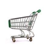 shoppingtrolley Royaltyfri Foto
