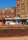 Shops in africa Stock Photography