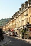 Milsom St, Bath, England, UK Royalty Free Stock Images