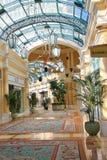 Shops in Caesar's Palace  in Las Vegas Royalty Free Stock Image