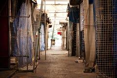 Shops closed Stock Photos