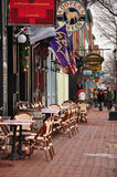 Shops at Fells Point, Baltimore, MD Stock Images
