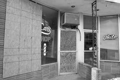 Shops, Mississippi Stock Image