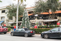 Shops in Naples, Florida, USA Royalty Free Stock Images