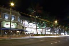 Shops at the Royal Hawaiian Center Oahu Royalty Free Stock Photography