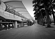 The Shops. The Shoppes at Marina Bay, Singapore Royalty Free Stock Photo
