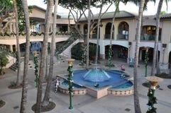 The Shops at Wailea in Hawaii Royalty Free Stock Photos