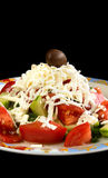 Shopska salad Stock Images