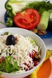 Shopska Salat Lizenzfreies Stockfoto