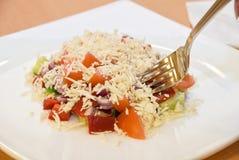 Shopski salad Stock Image