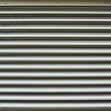 Shopwindow venetian blinds Stock Photography