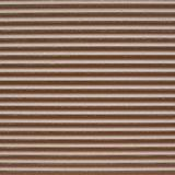 Shopwindow venetian brown plastic blinds Stock Image