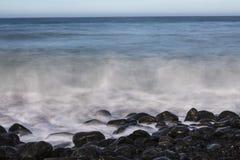 Shore Blur Royalty Free Stock Photo