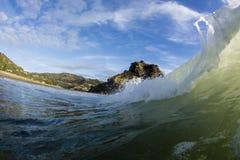Shore-break Wave Royalty Free Stock Image