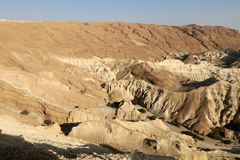 Shore of the Dead Sea - the sea of Sodom Stock Photos