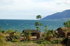 Shore of Lake Malawi Stock Photos