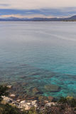 Shore of Lake Tahoe Royalty Free Stock Images