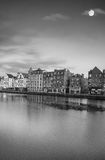 The Shore Leith Stock Images