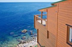 Shore of sea Royalty Free Stock Photography