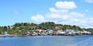 Shore of Sorong Royalty Free Stock Image