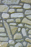 Shore Stone wall Stock Images