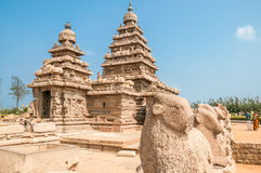Shore Temple Royalty Free Stock Photos
