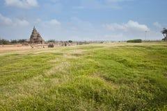 Shore Temple, Mahabalipuram Royalty Free Stock Photography