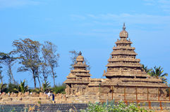 Shore Temple Stock Photo