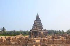 Shore temple in Mahabalipuram, India Royalty Free Stock Photography