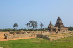 Shore temple in Mahabalipuram, India Stock Photography