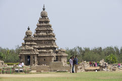 Shore Temple Mahabalipuram, Tamil Nadu,India,Asia Stock Image