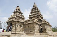 Shore Temple Mahabalipuram, Tamil Nadu,India,Asia Royalty Free Stock Image