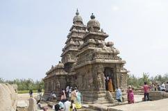 Shore Temple Mahabalipuram, Tamil Nadu,India,Asia Royalty Free Stock Photo