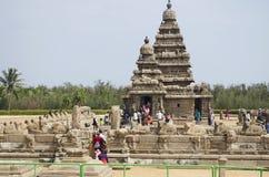 Shore Temple Mahabalipuram, Tamil Nadu,India,Asia Royalty Free Stock Images