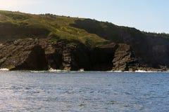 Shore view Royalty Free Stock Photo