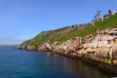 Shore view Royalty Free Stock Photos