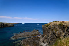 Shore view Stock Image