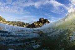 Shore Wave Stock Photos