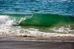 shorebreak laguna пляжа Стоковые Изображения RF