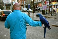 Shoreditch, Londen Stock Foto's