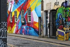 Shoreditch, London Stock Photography