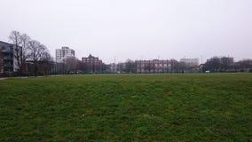 Shoreditch park. London Park UK royalty free stock photo