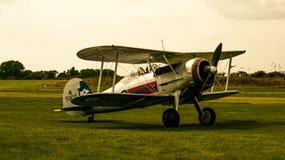 Shoreham Airshow 2014 - Swordfish taxi 2 Obrazy Royalty Free