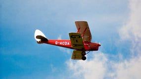 Shoreham Airshow 2014 - Zwaardvissenluchtparade Stock Foto